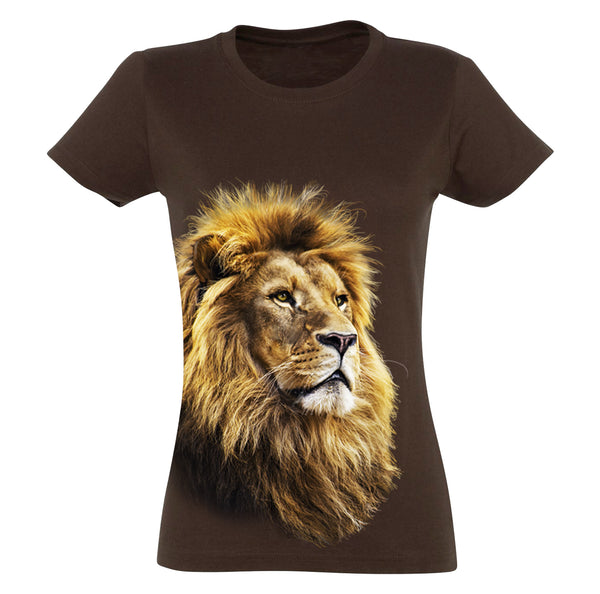 Lion T-Shirt Women