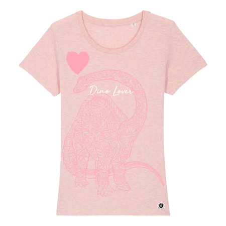 Dino Lover T-Shirt Women