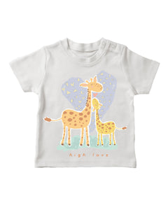 My Tall Friends Baby T-Shirt