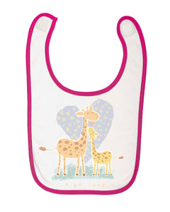 My Tall Friends Baby Bib