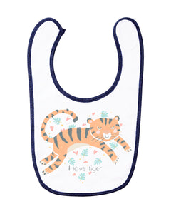 My Top Friend Baby Bib