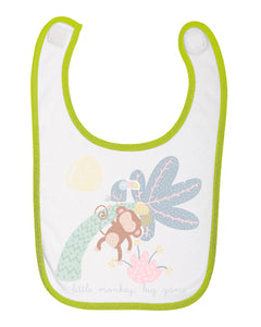 My Climbing Friend Baby Bib