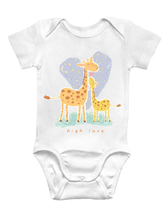 My Tall Friends Baby Bodysuit