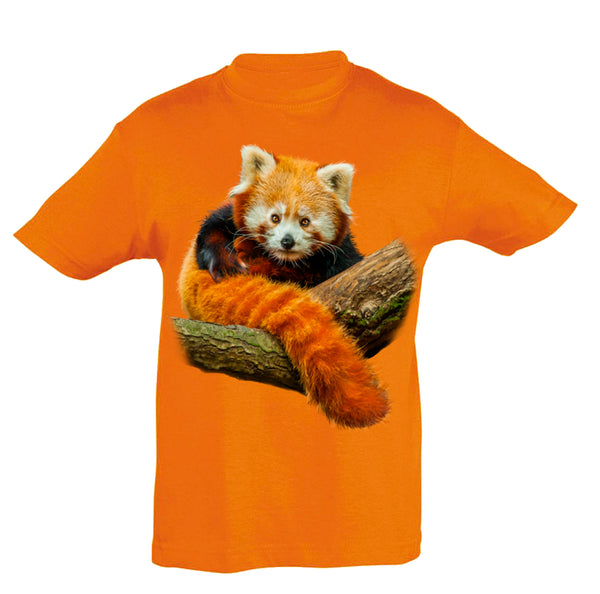 Red Panda T-Shirt Kids