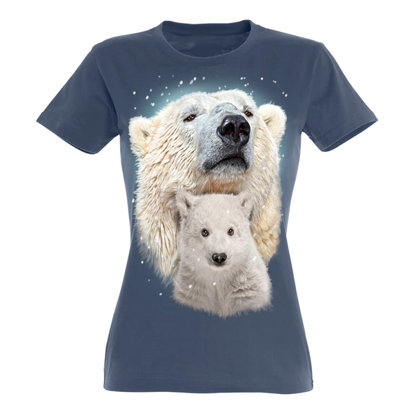 Polar Bear & Son 02 T-Shirt Women