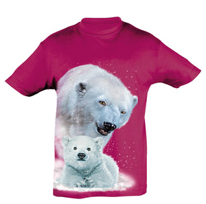 Polar Bear & Son T-Shirt Kids