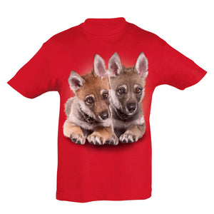 Wolf Cubs T-Shirt Kids