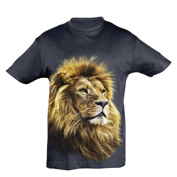 Lion T-Shirt Kids