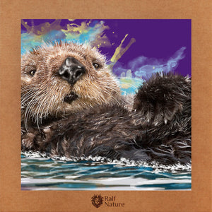 Sea Otter T-Shirt Kids