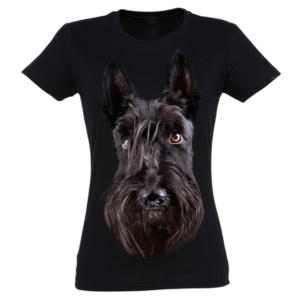 Scottish Terrier T-Shirt Women