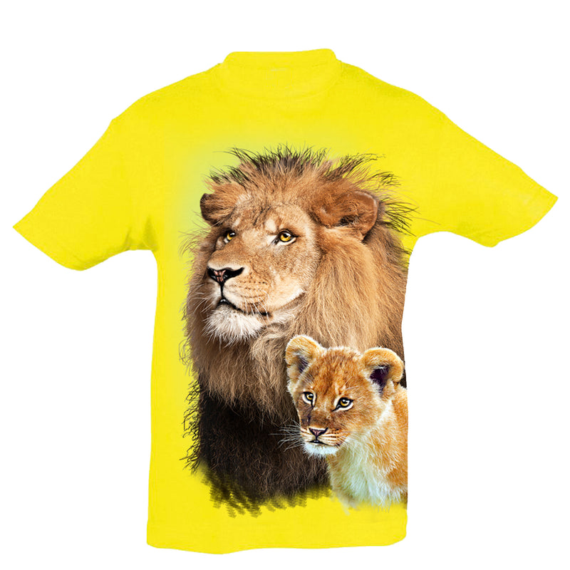 Lion & Son 02 T-Shirt Kids