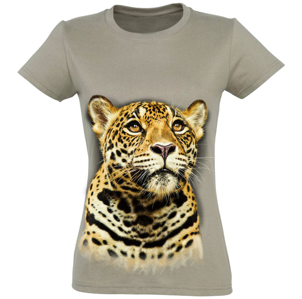Leopard Look T-Shirt Women