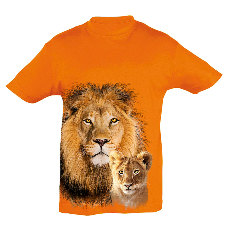 Lion & Son T-Shirt Kids