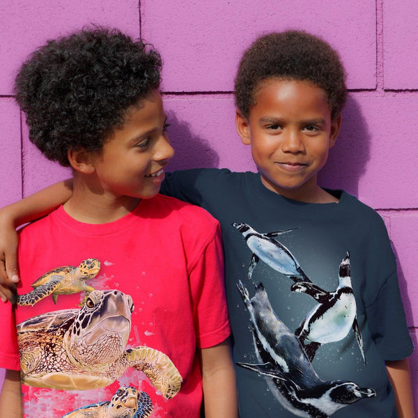 Turtle Friends T-Shirt Kids
