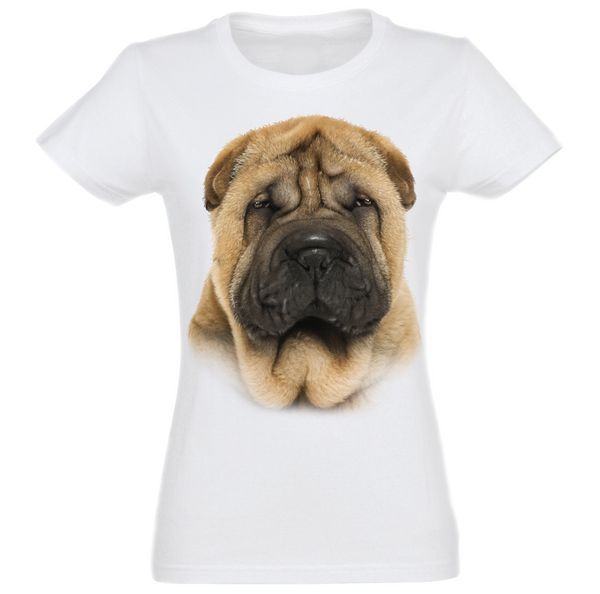 Shar Pei T-Shirt Women