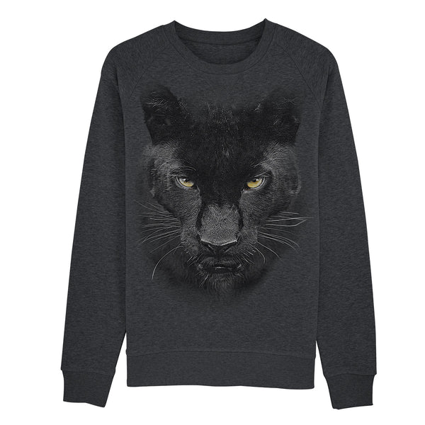 Black Panther Face XR Sweatshirt