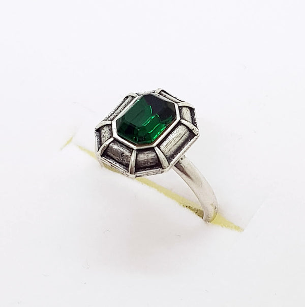 Emerald ring, Berry Ring, Dana Mantzur
