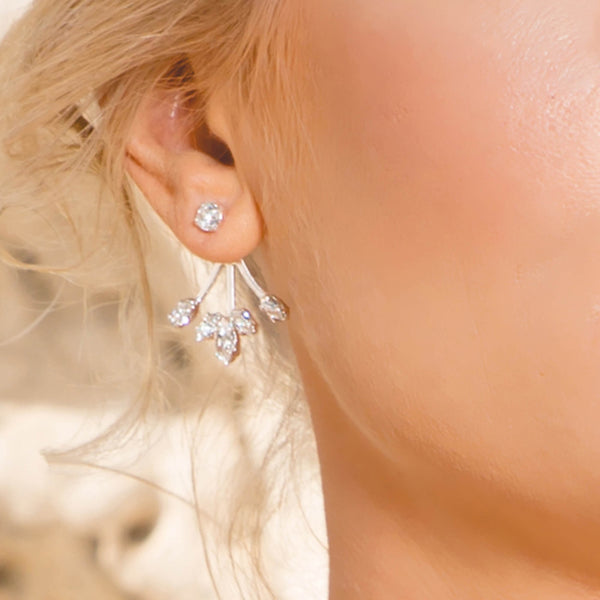 Crystal Ear Jacket