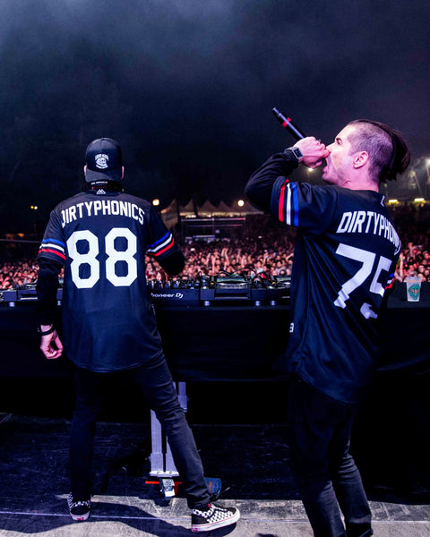 TFG x Dirtyphonics custom Jersey - Dirty Store