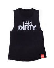 I AM DIRTY - Women Tank (Black) - Dirty Store