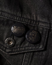 Vantablack Limited - Metallic badges - Dirty Store