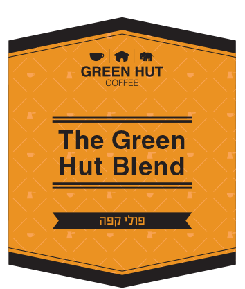 Green Hut Blend - Green Hut Coffee