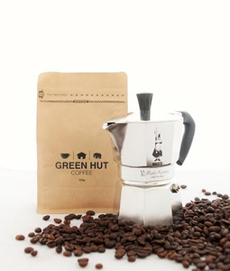 מקינטה ביאלטי - Green Hut Coffee