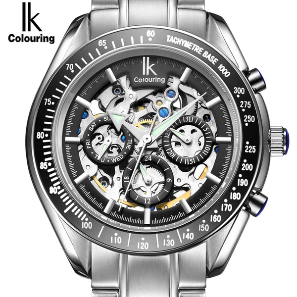 Man Automatic Mechanical Watches