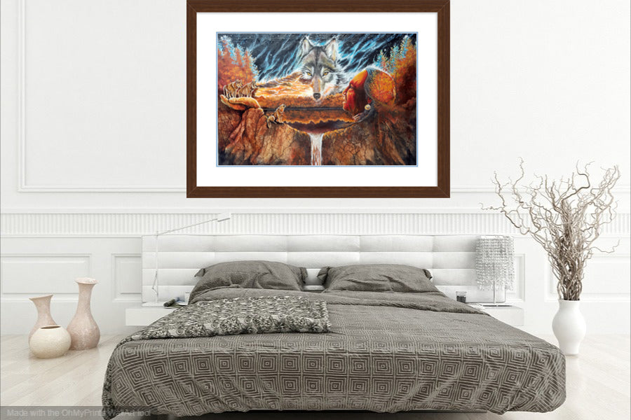 THE FENG SHUI OF ART FOR YOUR BEDROOM