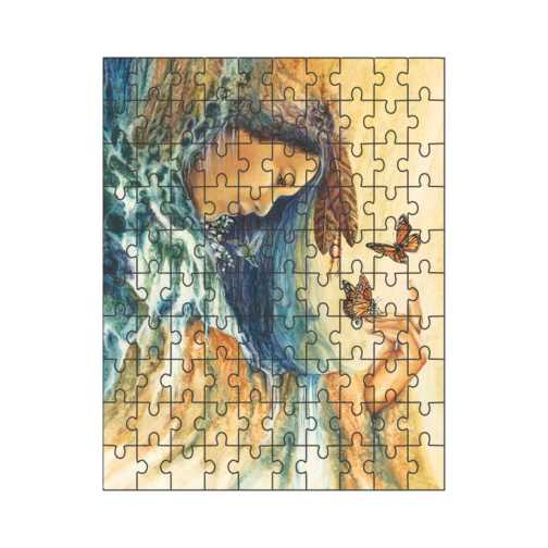 Maiden of the Falls Art Puzzle