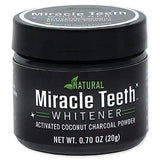 Quick Miracle Teeth Whitener - GMO & Gluten Free, Removes stains, whitens teeth, Gentle on eamel