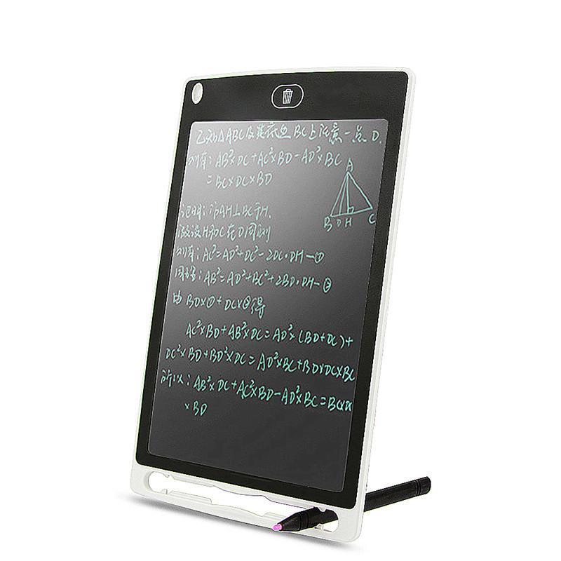Combo: LCD Writing & Drawing Tablet + Super-effective Anti UV-Protection Eye-wear Glasses