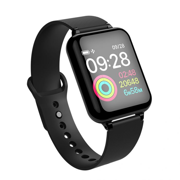 Vearable Smart Fitness Watch