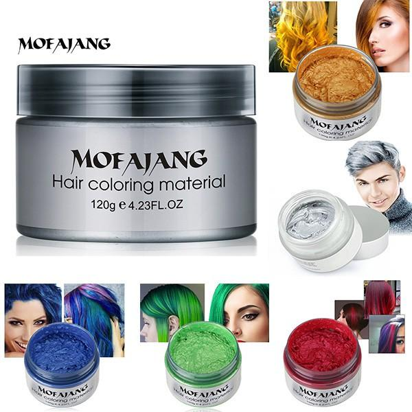 Natural Hair Colour Wax for Men & Women