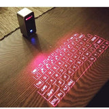 Virtual Laser Projection Keyboard Mobile Stand