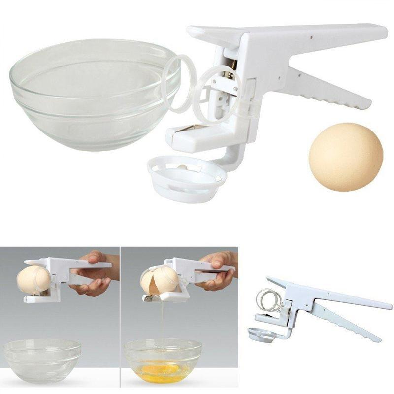 Clever Cutter chopper + Egg Cracker