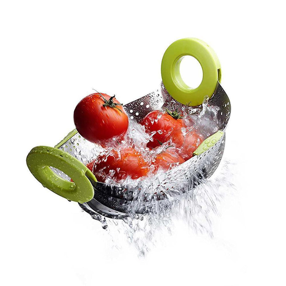 Large Collapsible Multipurpose Colander