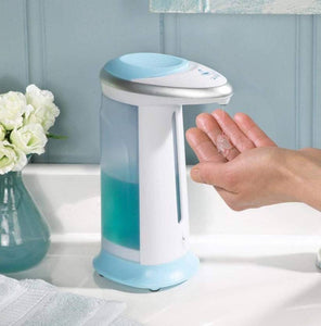 Wall Mount Toothbrush Holder and Soap Dispenser COMBO