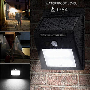 Everbrite Motion Sensor Outdoor/Indoor LED Lamp - Auto On/Off- Waterproof Buy 1 Get 1 Free