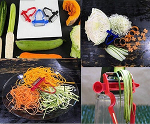 Magic Vegetable Peeler 3-Piece set - जादूई छिलनी