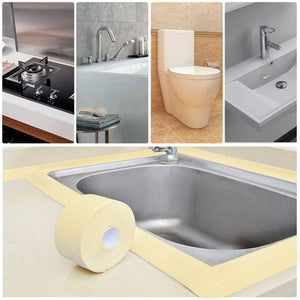 Products Home Bathroom Kitchen Shower WaterProof Mould | 10M WIDE |  WIDTH- 38MM