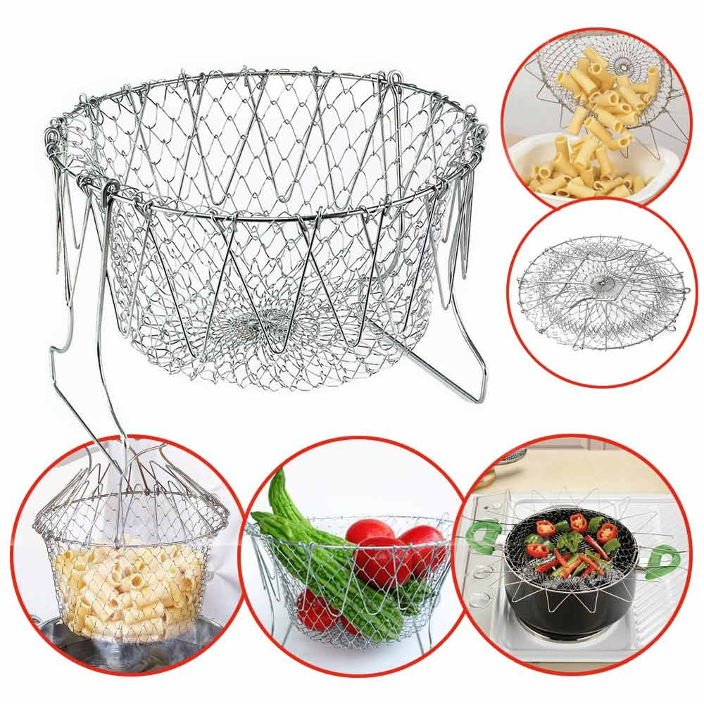 Multi-Functional Chef's Basket