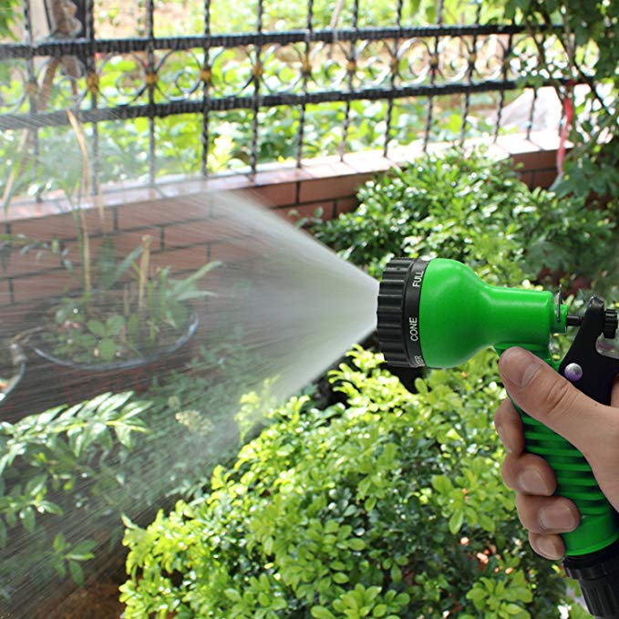 Extra-long Expandable Garden Hose