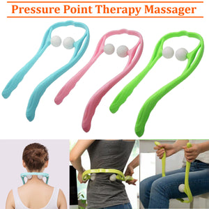 Pressure Point Neck and Body Massager