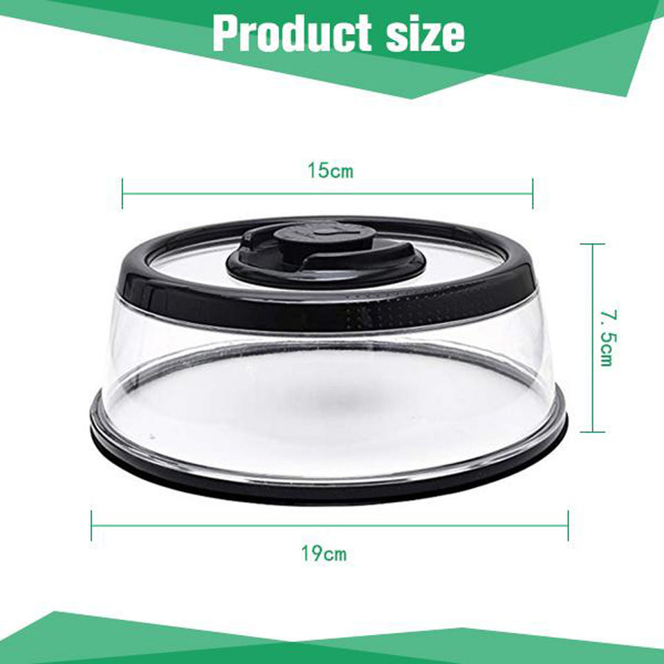 Vacuum Food Sealing Cover