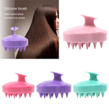 Soothing Scalp Massager, Hair wash Tool