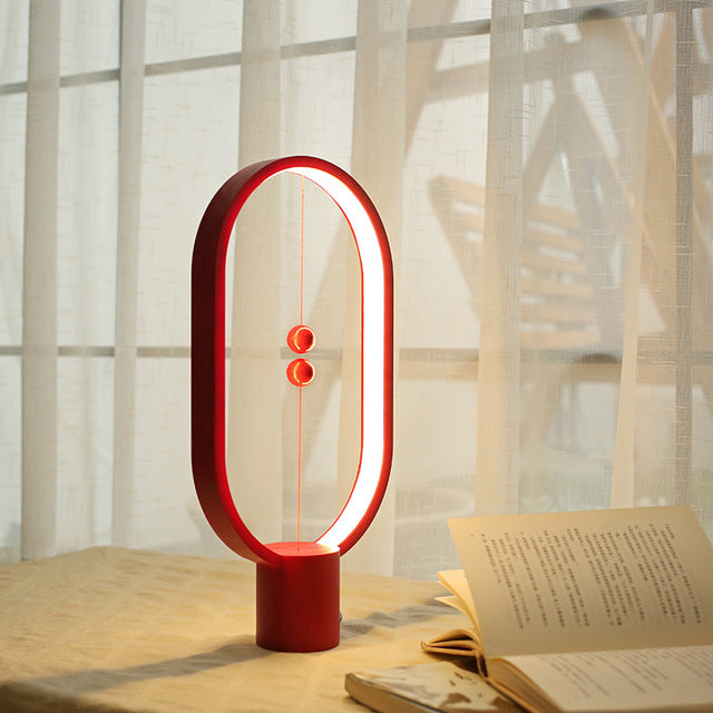 Calming Gravity LED Lamp