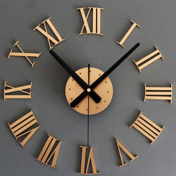 Roman DIY Wall Clock
