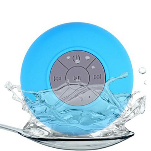 Waterproof Shower Bluetooth Speaker