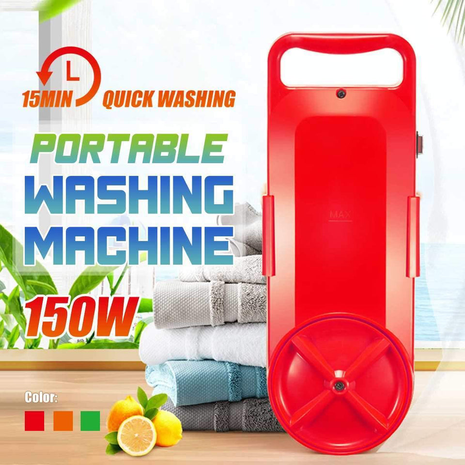 The Portable Bucket Washer (50% Off Limited Time Offer)